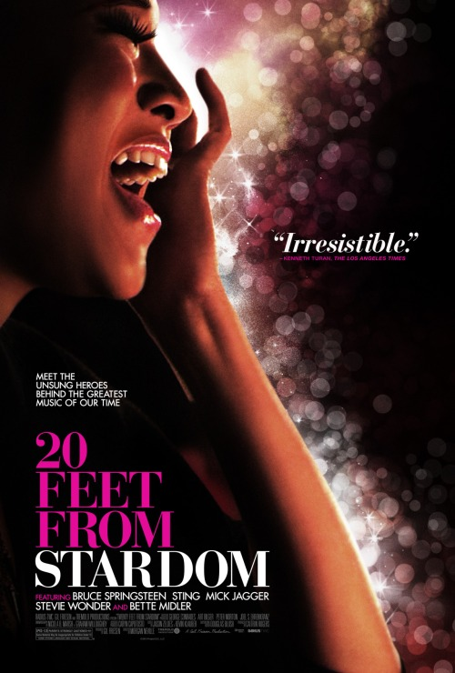20 Feet From Stardom.